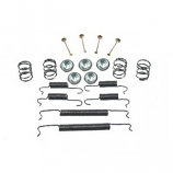 Brake Shoe Fitting Kit Beetle Front 1965-1979