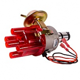 Complete Vacuum Advance Distributor With Electronic Ignition Beetle and Camper 1200-1600cc