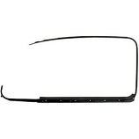 German Window Frame Trim Beetle 08/1964 Onwards Black