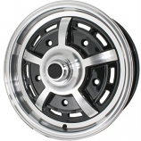 Beetle and Camper Sprintstar Style Alloy Wheel Wide 5 Stud 5x205mm