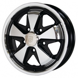 Bay Window Camper Type 25 Fooks Porsche Style Alloy Wheel Small 5 Stud 5x112mm 15""