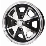 Beetle Porsche 914 Style Alloy Wheel 4 Stud 4x130mm