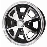 Beetle Porsche 914 Style Alloy Wheel 4 Stud 4x130mm