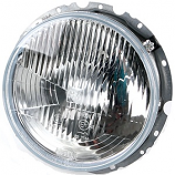 Headlamp Complete Beetle and Bay Window Camper 74-79 Hella