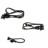 Ignition Lead Set Beetle 25-30 BHP Upto 1960 Only