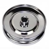 Best Quality Chrome Spin True Alternator Pulley