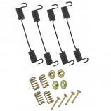 Brake Shoe Fitting Kit Camper Front Upto 1970