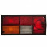 Tail Light Type 25 1980-1991 To Replace Hella Lamp Left Hand Side