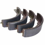 Rear Brake Shoes 1973-1979 Bay Window Camper
