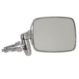 Chrome Door Mirror Beetle 68-79 Standard Right Hand