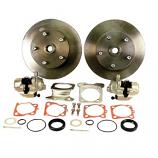 Empi Rear Brake Disc Conversion Kit Complete Beetle 5 Stud 58-67 Swingaxle 5x205
