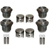 Complete Barrel And Piston Kit 1384cc For Single Relief Case Only