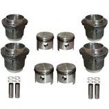 Complete Barrel And Piston Kit 1200cc 30bhp 77x64mm