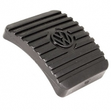 Brake And Clutch Pedal Rubber Beetle Upto 1979