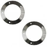 Wheel Spacer 5x205mm 9.5mm Each Sold In 1s Beetle, Split and Early Bay