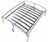 Beetle Roof Rack Stainless Steel Part Built