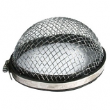 Chrome Mesh Fan Guard Beetle Baja Buggy