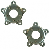 Wheel hub Adaptor 5x205mm to Chevy/Jaguar Pattern For Beetle Only
