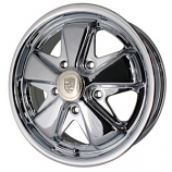 Bay Window Camper Type 25 Fooks Porsche Style Alloy Wheel Small 5 Stud 5x112mm 17""