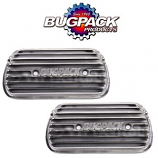 Empi Racing Bolt On Rocker Covers With Gaskets Etc Not Drilled For Breathers