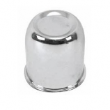 Chrome 8 Spoke Centre Cap For 8 Spoke Chrome Wheels