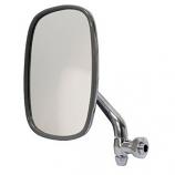 Chrome Door Mirror Budget Bay Window Camper 68-79 Left Hand